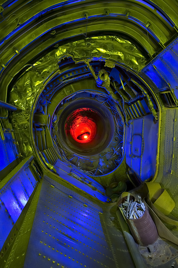 Time Tunnel  :::::  Vought F8 Crusader II
