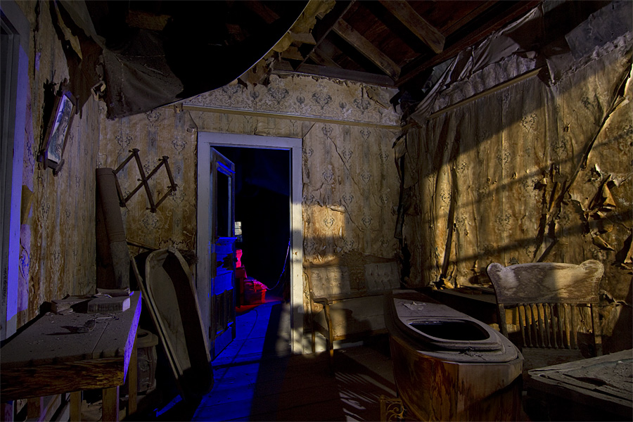 Bodie Mortician's Parlor