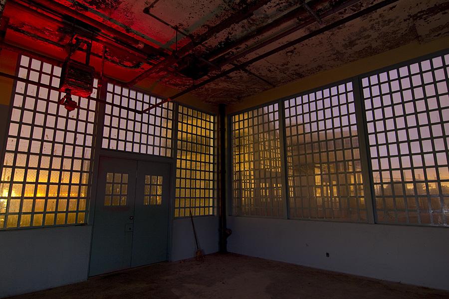 Alcatraz Laundry