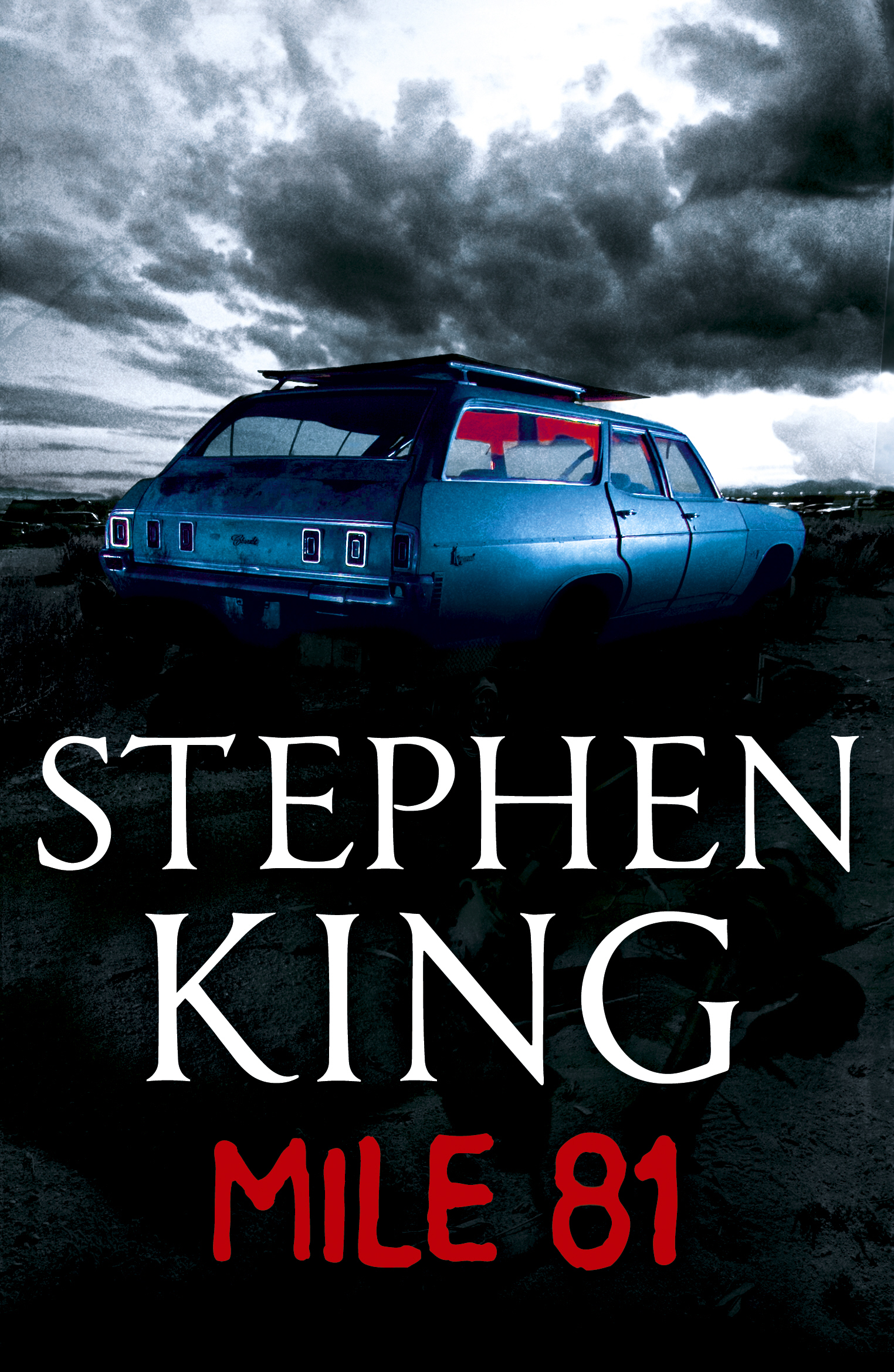 Stephen King Mile 81 Cover