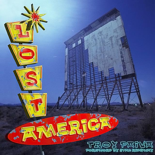 Lost America  :::::  Troy Paiva  :::::  Motorbooks International, 2003