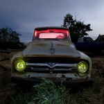 Effie Blues-Hair  :::::  Mid-'50s Ford F100