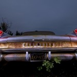 Twin Boom Rocket  :::::  1959 Oldsmobile Super 88