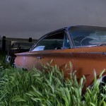 Bubbletop Pasture  :::::  1960 Ford Starliner