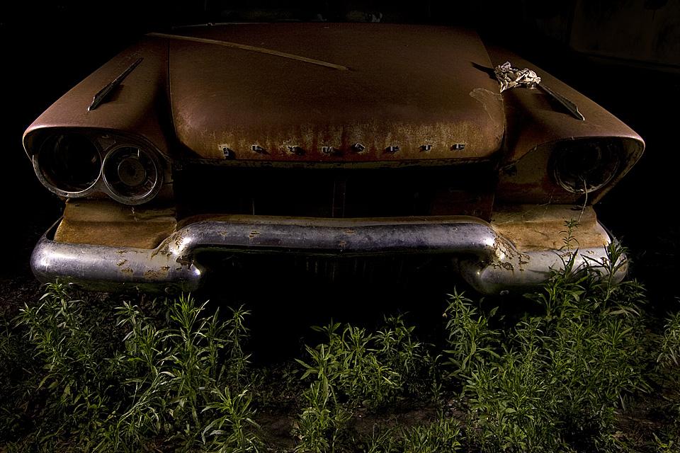 The Iron Giant  :::::  1957 Plymouth Fury