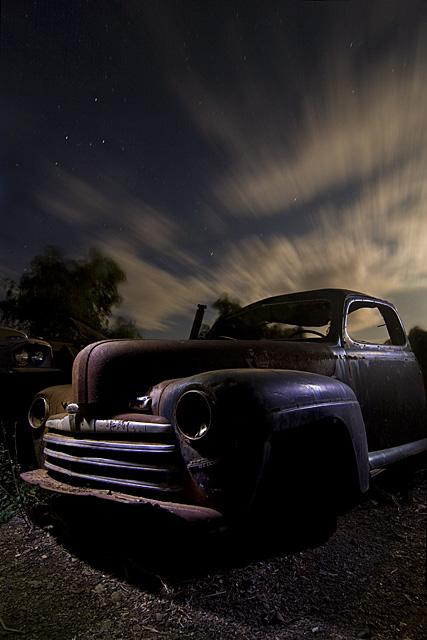 Postwar Prestorm  :::::  1946 Ford Super Deluxe