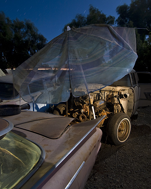Moonstroke  :::::  1959 Buick and mid-'50s Mercury