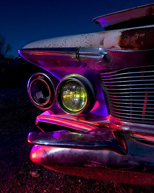 Split Lip  :::::  1962 Imperial