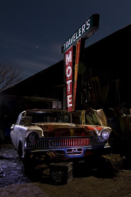 Traveler's  :::::  1957 Mercury