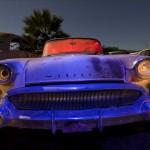Purple Baleen  :::::  1957 Buick Century Wagon