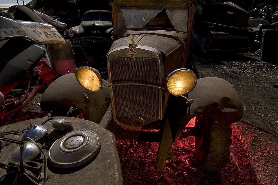 Depression Chevy  :::::  1931 Chevrolet