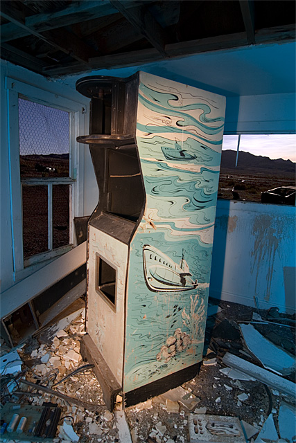 Sea Wolf :::::  2006  :::::  Coaldale, Nevada