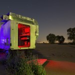 Air Conditioned Comfort  :::::  NASA Crows Landing  :::::  Launch Control Trailer  :::::  April 2013