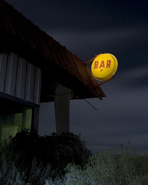 Tumbleweed Bar  :::::  2009  :::::  Currant, Nevada