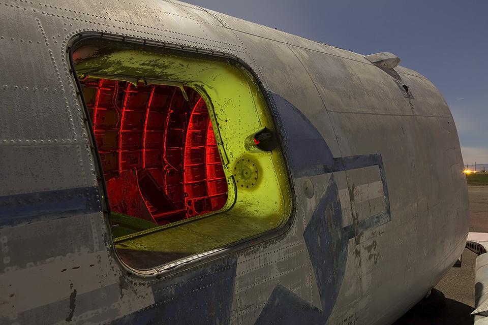 Neptune's Side Door  :::::  Lockheed P-2 Neptune  :::::  Eagle Field
