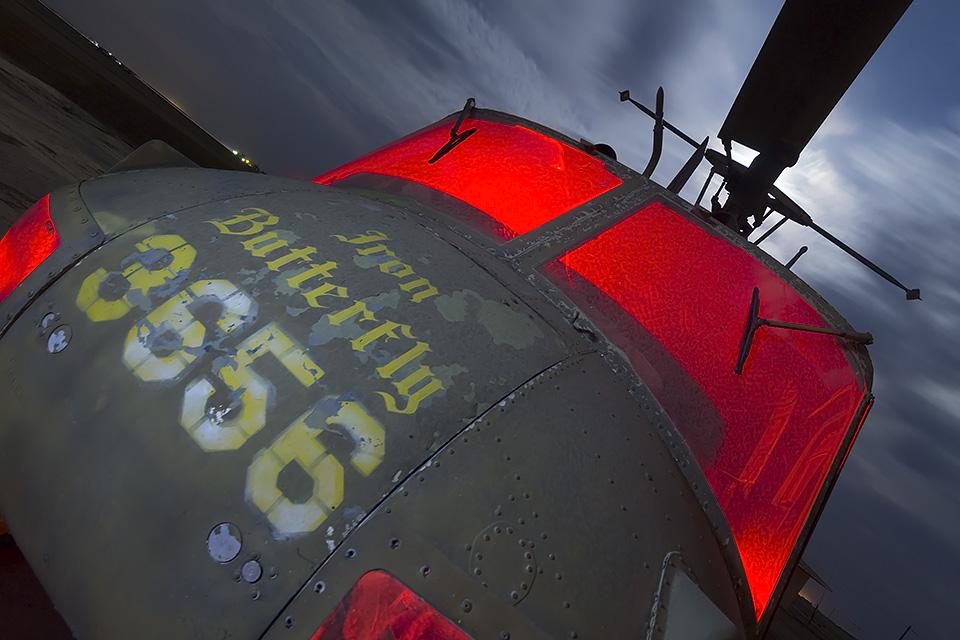 In-A-Gadda-Da-Vida, Baby  :::::  Bell UH-1 Huey  :::::  Eagle Field  :::::  July 2013