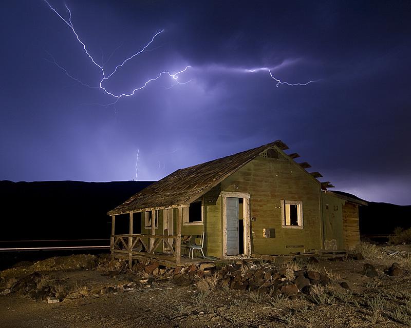Reuben's House  :::::  2010  :::::  Kincaid, Nevada