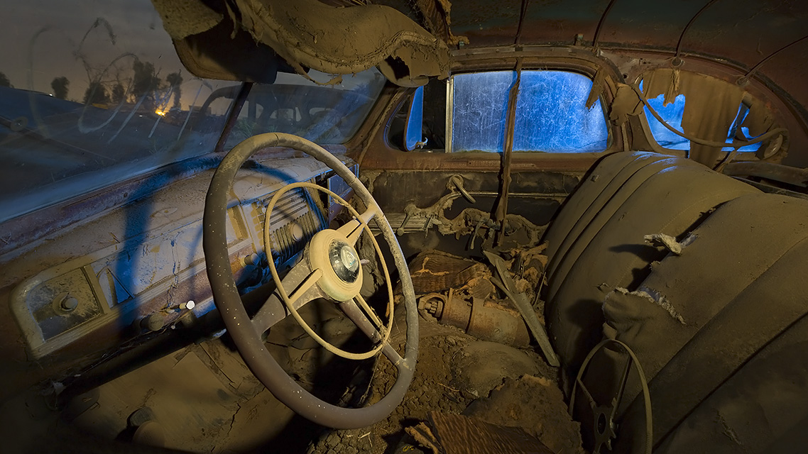 Dirty Business  :::::  1948 Plymouth  :::::  February 2015