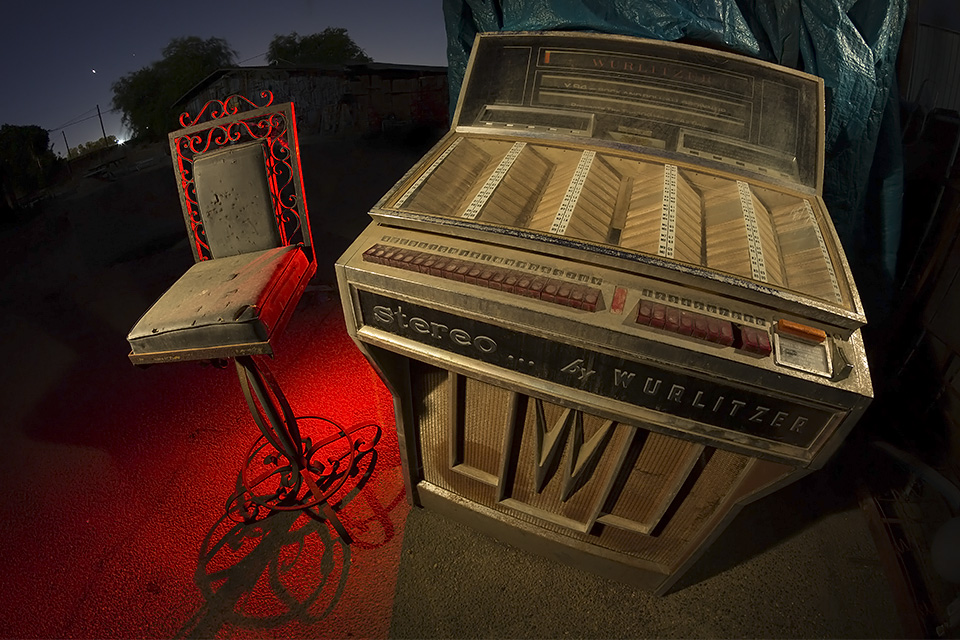 No One Expects the Wurlitzer Inquisition  :::::  Early June 2015
