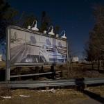 American Mythology  :::::  The Billboard Tryptich #1