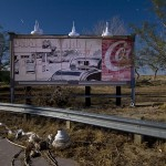 Irony Squared  :::::  The Billboard Tryptich #3