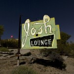 Josh Lounge  :::::  2008  ::::::  Bottoms Collection, 29 Palms, California