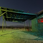 The Fight For Shade :::::  2012  :::::  29 Palms / Wonder Valley
