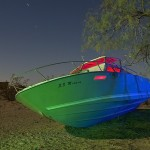 S.S. Minnow :::::  2012  :::::  29 Palms / Wonder Valley