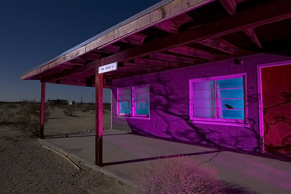 The Browns Aren't Coming Back :::::  2012  :::::  29 Palms / Wonder Valley
