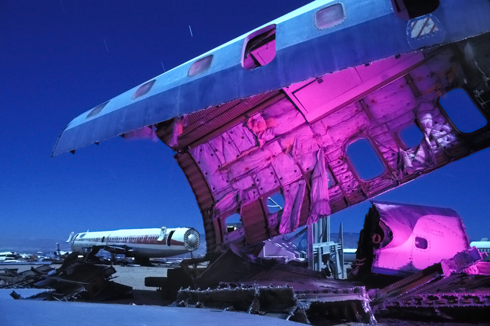 The Mojave Airport Boneyard | Lost America