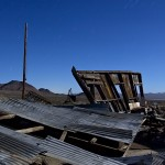 Undercut By Time :::::  2012  :::::  Atolia Tungsten Mine, California