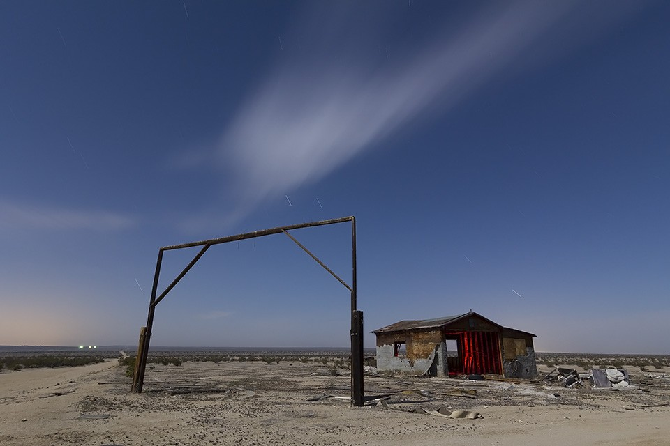 Lost on Avenue F :::::  2013  :::::  Antelope Valley, California
