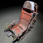 Eject!  :::::  2006  :::::  1950s fighter jet ejection seat.