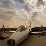 The Golden Lear  :::::  2006  :::::  1960s Lear Jet