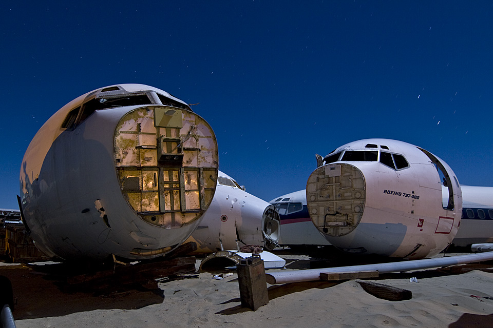 Jet Skulls 2009 Boeing And Lockheed