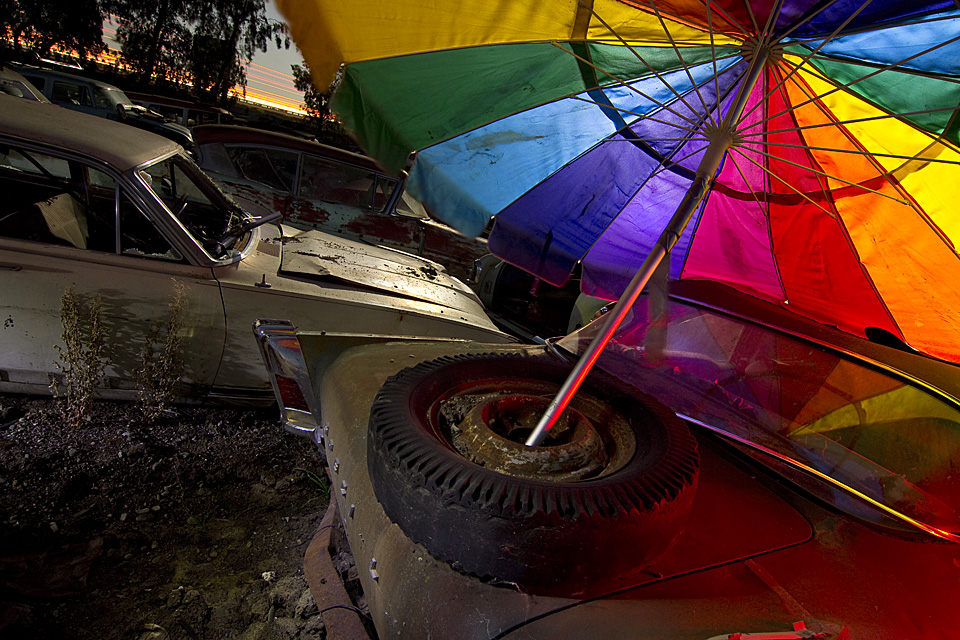 The Rainbows of Your Mind  :::::  1958 Buick