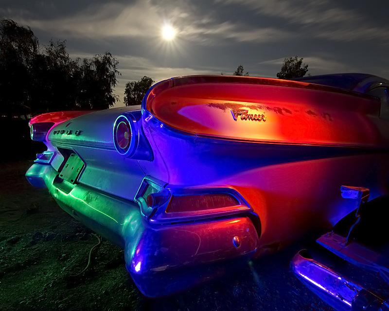 The Spectral Pioneer  :::::  1961 Dodge Dart Pioneer