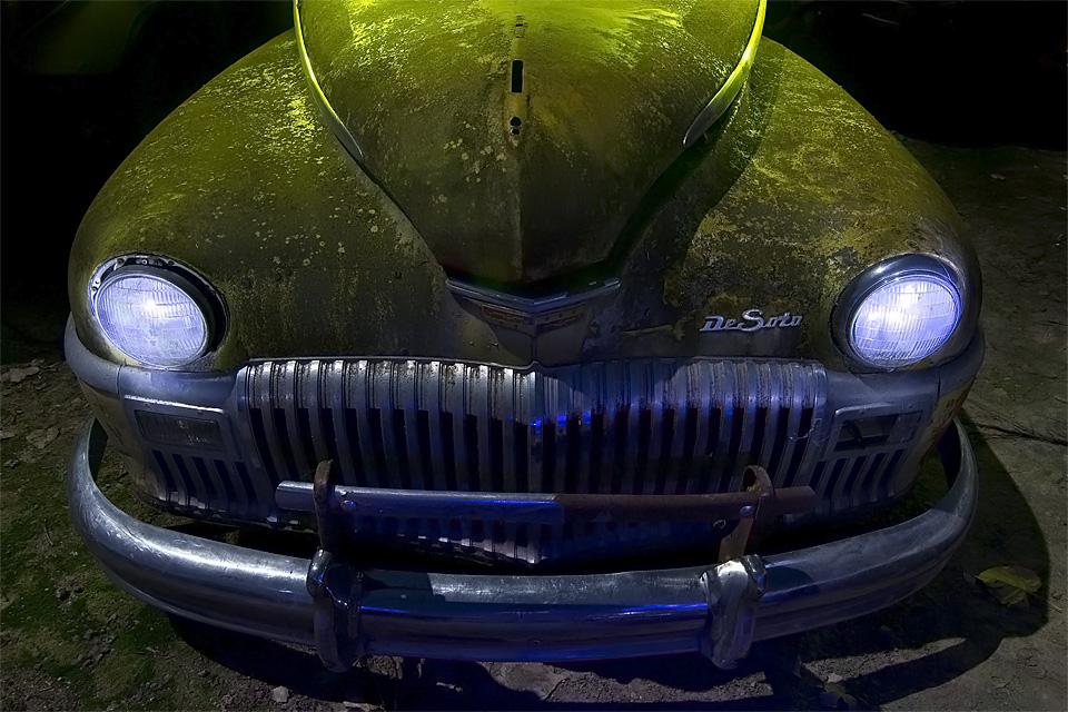 DeNeoplasm  :::::  1946 DeSoto