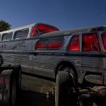 Leave The Driving To Us  :::::  2010  :::::  GM Scenicruiser  :::::  Williams, California