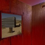 The Sparrow and the Paneling Monster  :::::  2012  :::::  Cantil, California