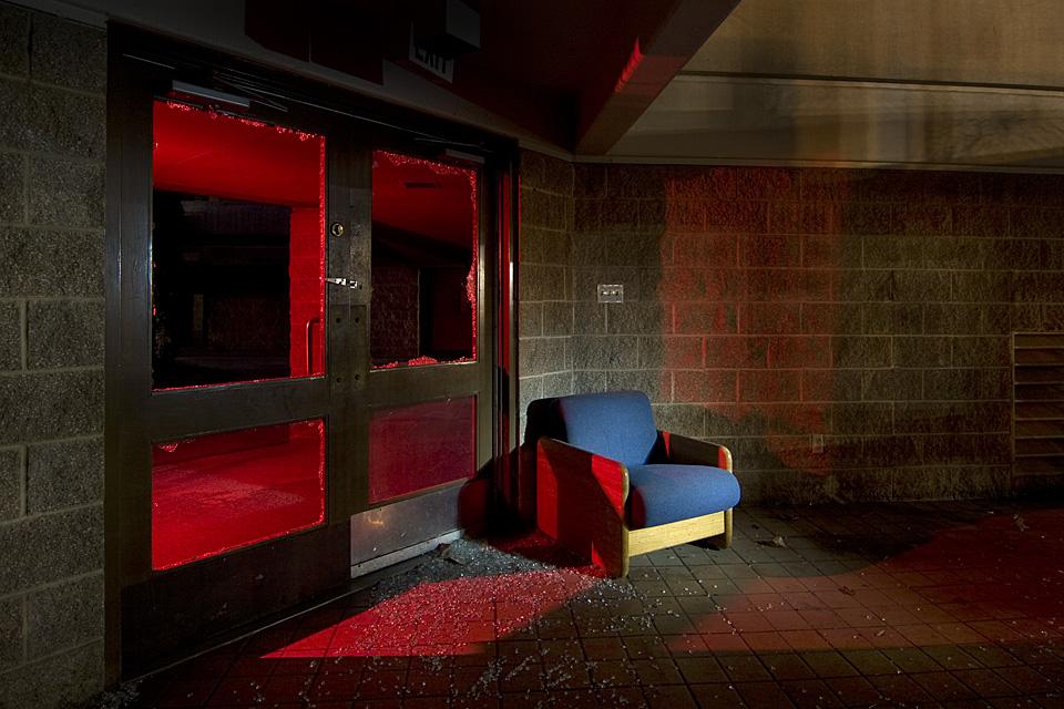 The Dorm Lobby  :::::