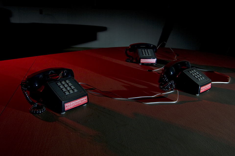 Hot Lines  :::::  War Room phones.