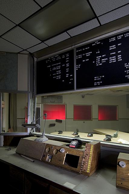 Air Combat Command  :::::  The War Room overlook.