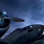 Sleeping Dragon  :::::  Douglas B-23 Dragon, rare late-'30s bomber based on the DC-3.