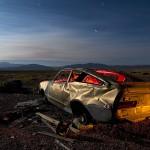 The Golden Dog  :::::  2006  :::::  Datsun B210  :::::  Coaldale, Nevada