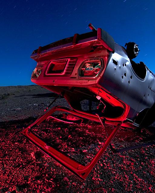 Robot Head  :::::  2006  :::::  Datsun F10  :::::  Coaldale, Nevada