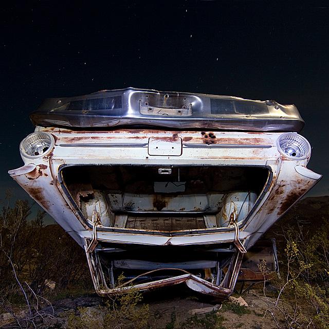 Flipper, At The Bottom Of The Sea  :::::  2008  :::::  1962 Ford Fairlane  :::::  Dunmovin', California