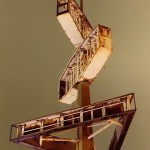 Ancient Futurism  :::::  1989  ::::::  Film  :::::  San Francisco, California.
