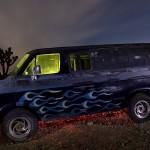 Sureal Killer Van  :::::  2010  :::::  Searchlight, Nevada