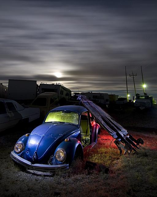 Far From Wolfsburg  :::::  2010  :::::  Volkswagen  :::::  Searchlight, Nevada